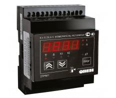 Измеритель-регулятор двухканальный 2ТРМ1-Д.У.РР