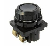 Кнопка КЕ-011 черная исп.2 (1нз+1но)