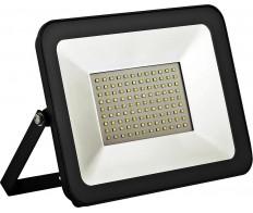 Прожектор светодиодный 100W ULF-F18-100W/WW 3000K чёрный (IP65) Uniel