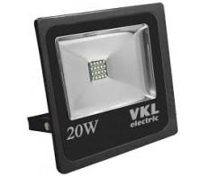 Прожектор светодиодный 20W SMD/6500К/1550Лм 220V черный Включай