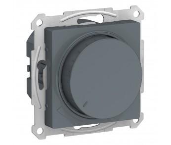 ATLASDESIGN Светорегулятор (диммер) 630Вт поворотно-нажимной грифель (8шт/упак)