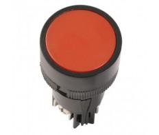 Кнопка красная SВ-7 Стоп 1з+1р 22мм 240В IEK