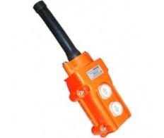 Пост кнопочный ПКТ-20 ( ПКТ 61 оранж) IP54 Электротехник