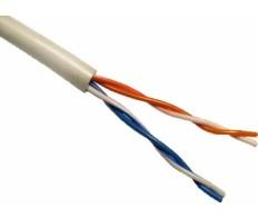 Провод витая пара UTP 2x2x0,51 AWG 24 5е внутренняя Cu Premium SkyNet (305м)