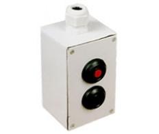 Пост кнопочный ПКУ 15-21.121 IP54 (1з-1р) кр.+(1з-1р) чер. Электротехник