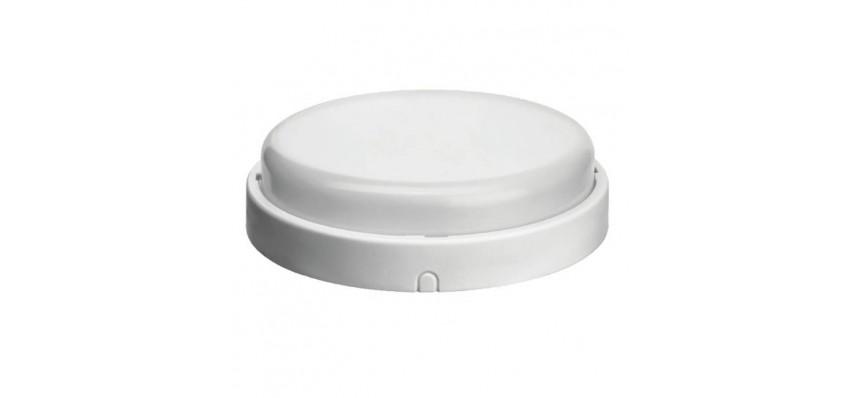 Светильник светодиодный ДБП-7w 4000К 520Лм круглый пласт. IP65 белый ОНЛАЙТ