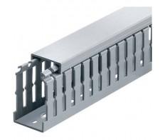 Короб перфорированный 25х40 серия М (2м) Импакт IEK (60м/уп)