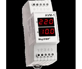 Амперметр-вольтметр AVM-1 DigiTOP