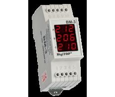 Вольтметр переменного тока Вм-3 DigiTOP