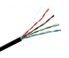 Провод витая пара UTP 4x2x0,52 5е AWG внешний (305м) Net.on