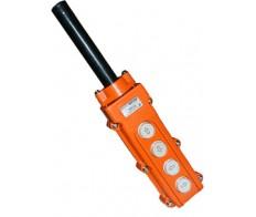 Пост кнопочный ПКТ-40 (ПКТ 62 оранж) IP54