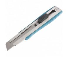 Нож 25мм выдвижное лезвие металлическая направляющая GROSS