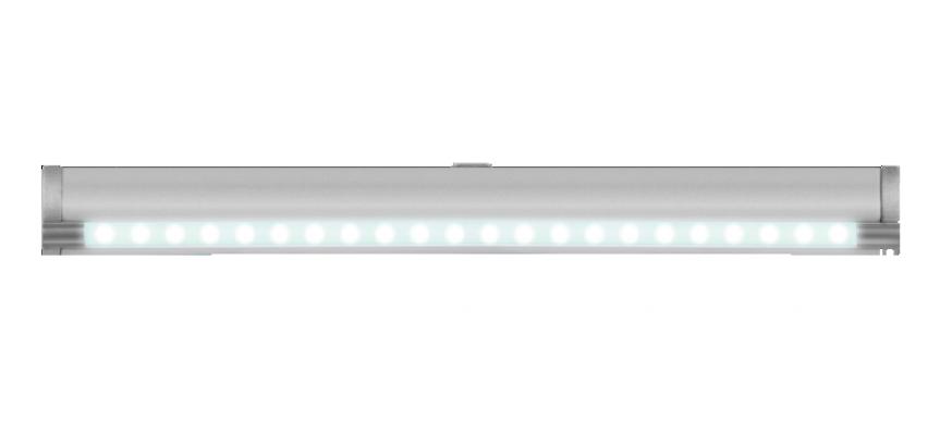 Светильник светодиодный 4,5 Вт IP20 с датчиком открывания двери, алюминий, ИП в комплекте Uniel