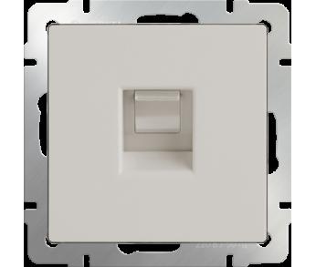 Werkel Розетка Ethernet RJ-45 слоновая кость