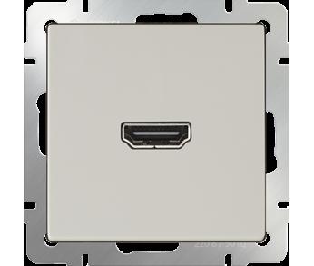 Werkel Розетка HDMI слоновая кость