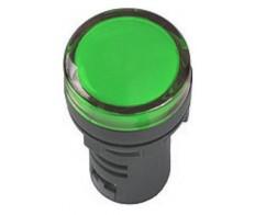 Сигн.лампа AD-22 DS(LED) матрица 24В зеленая IEK