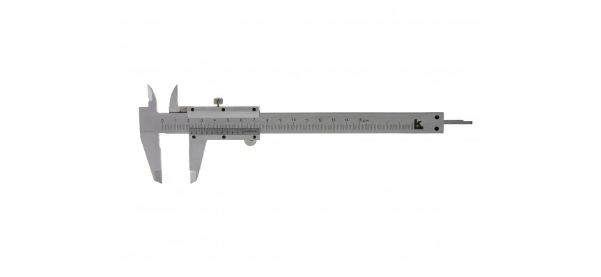 Штангенциркуль ЩЦ-1 0-150 0,1 L-150мм 1 класс КАЛИБРОН