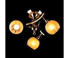 Люстра 3353/3 золото/желтый Eurosvet
