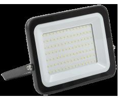Прожектор светодиодный 100W СДО-06-6500К IP65 чёрн. ИЭК