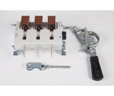 Рубильник ВР 32-35 В 31250 250А (выкл) бок. выносная рукоятка КЕАЗ