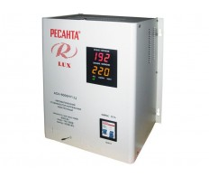 Стабилизатор напряжения ACH-8000Н/1-Ц 63/6/17 Lux