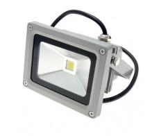 Прожектор светодиодный 10W PFL-W/CW/GR 1LED/-6500K (IP65) Jazzway
