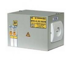 Ящик с понижающим трансформатором ЯТП-0,25 220/12-2 36 УХЛ4 IP30 ИЭК