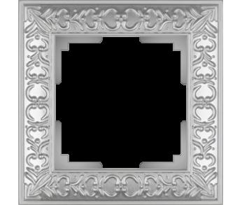Werkel Рамка на 1 пост жемчужный Antik