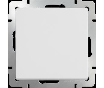 Werkel Переключатель 1-клавишный перекрестный белый
