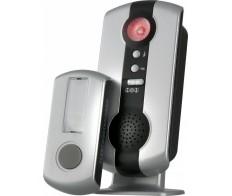 Звонок беспроводной 36 мелодий 100м IP44 Elektrostandard