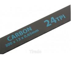 Полотна для ножовки по металлу 300мм, 24TPI Carbon GROSS