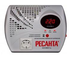 Стабилизатор напряжения ACH-500 Н/1-Ц 63/6/9 Ресанта
