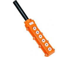Пост кнопочный ПКТ-60  (ПКТ 63 оранж) IP54